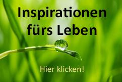 Inspirationen fürs Leben
